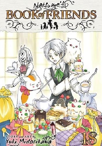Okładka książki Natsume's Book of Friends 18