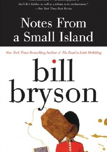 Okładka książki Notes from a Small Island