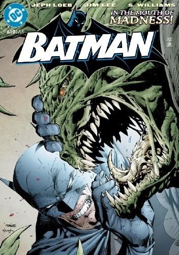 Okładka książki Batman #610
