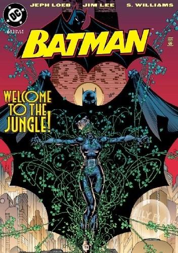 Okładka książki Batman #611