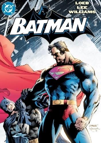 Okładka książki Batman #612