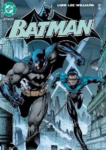 Okładka książki Batman #615