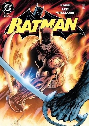 Okładka książki Batman #616