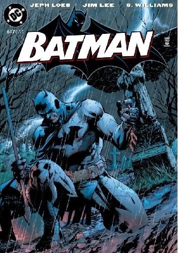 Okładka książki Batman #617