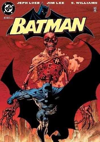 Okładka książki Batman #618