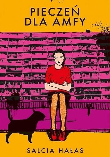 Okładka książki Pieczeń dla Amfy