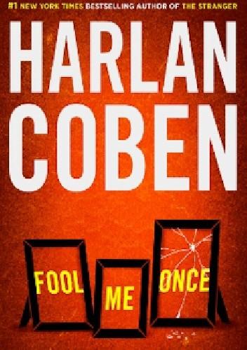 Okładka książki Fool me once