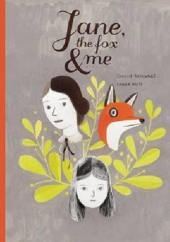 Okładka książki Jane, the Fox, and Me