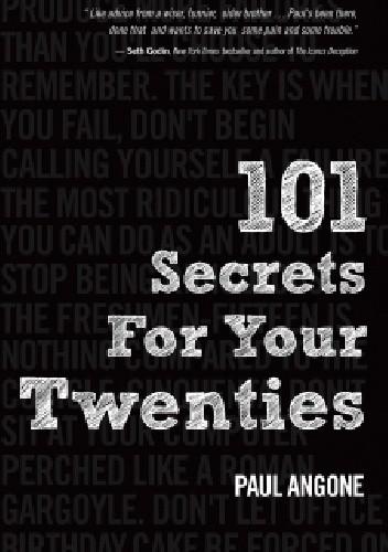 Okładka książki 101 Secrets For Your Twenties