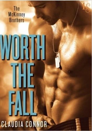 Okładka książki Worth the Fall