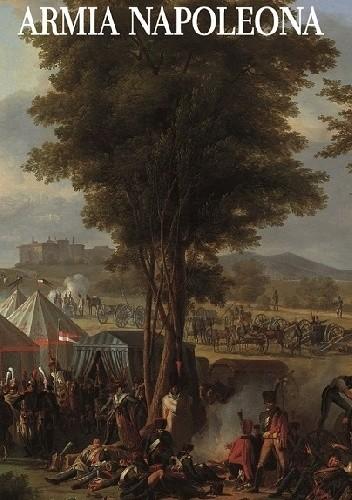 Okładka książki Armia Napoleona