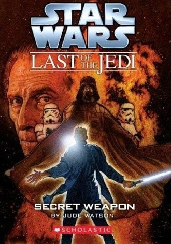 Okładka książki The Last of the Jedi: Secret Weapon