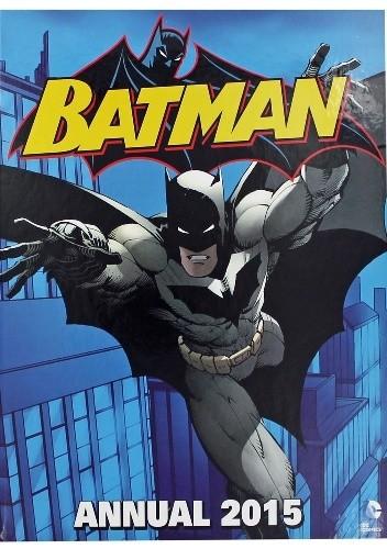 Okładka książki Batman 2015 Annual