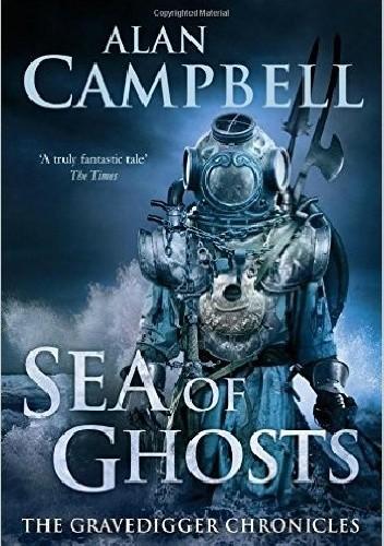 Okładka książki Sea of Ghosts