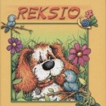 Okładka książki Reksio