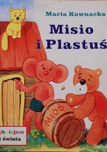 Okładka książki Misio i Plastuś