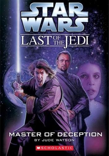 Okładka książki The Last of the Jedi: Master of Deception