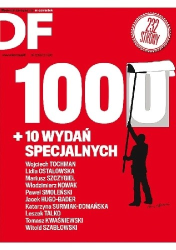 Okładka książki Duży Format 1000