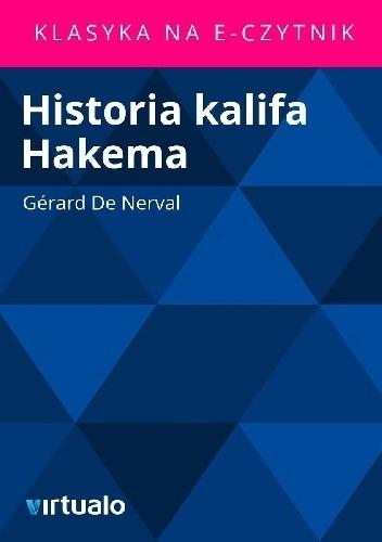 Okładka książki Historia kalifa Hakema