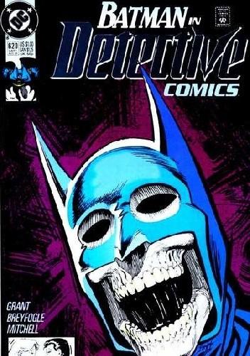Okładka książki Batman Detective Comics #620