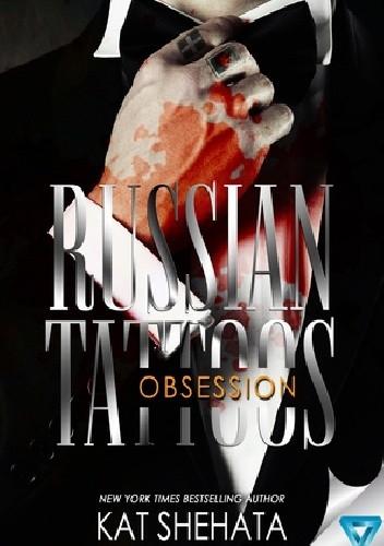 Okładka książki Russian Tattoos. Obsession