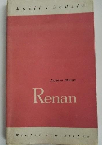 Okładka książki Renan