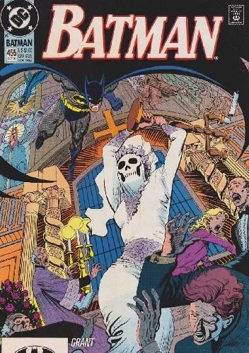 Okładka książki Batman #455