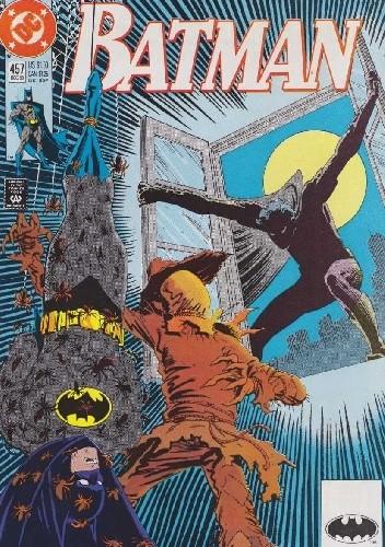 Okładka książki Batman #457