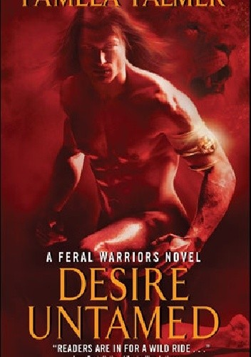 Okładka książki Desire Untamed