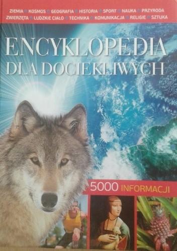 Okładka książki Encyklopedia dla Dociekliwych