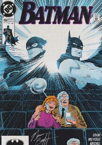 Okładka książki Batman #459