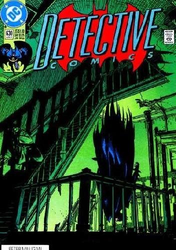 Okładka książki Batman - Detective Comics #630