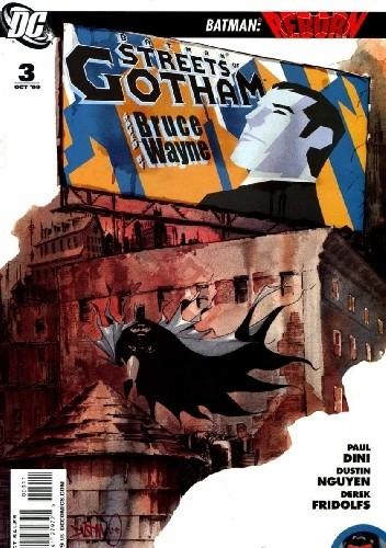 Okładka książki Batman: Streets of Gotham #3