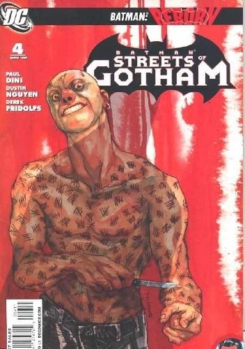 Okładka książki Batman: Streets of Gotham #4