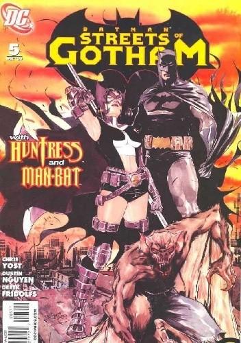 Okładka książki Batman: Streets of Gotham #5
