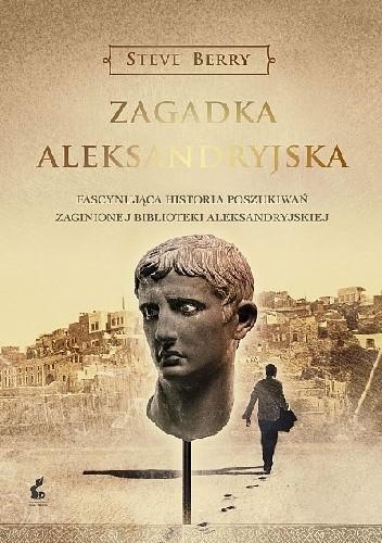 Okładka książki Zagadka aleksandryjska