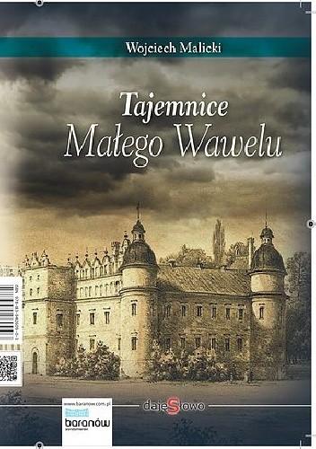 Okładka książki Tajemnice Małego Wawelu