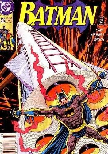 Okładka książki Batman #466