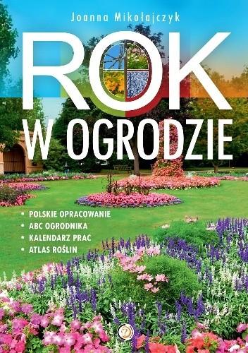 Okładka książki Rok w ogrodzie