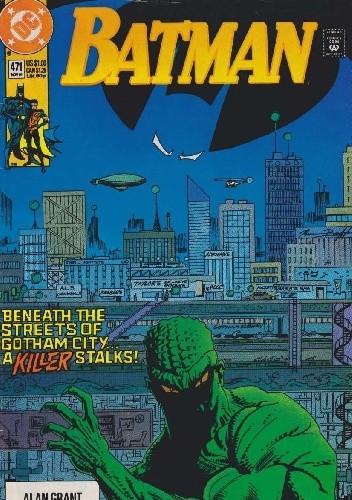 Okładka książki Batman #471
