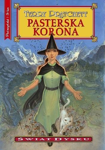 Okładka książki Pasterska korona