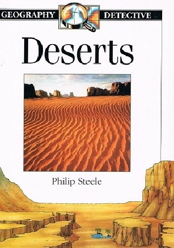 Okładka książki Deserts