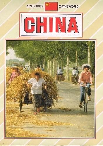 Okładka książki China