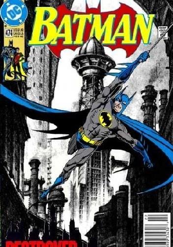 Okładka książki Batman #474