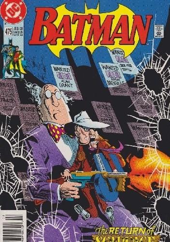 Okładka książki Batman #475