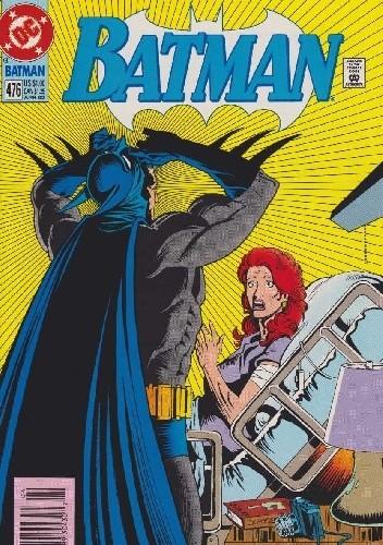 Okładka książki Batman #476