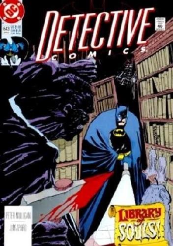 Okładka książki Batman  Detective Comics #643