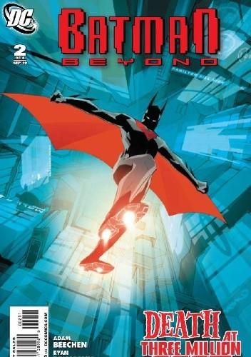 Okładka książki Batman Beyond #2