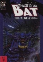 Shadow of the Bat #2