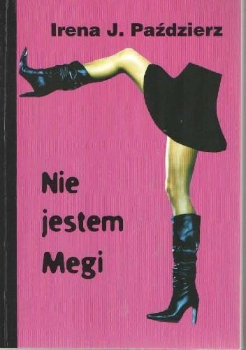 Okładka książki Nie jestem Megi